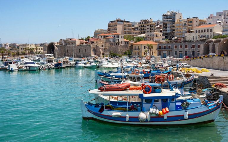 Квартира в греции на крите