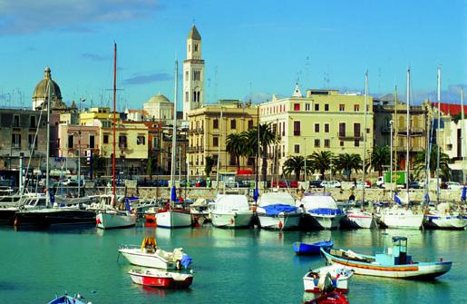 Недвижимость на побережье италия