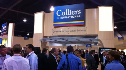 Colliers International будет управлять зданием с частной больницей