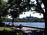 Недвижимость Швеции: изобретение нового офисного и супермаркета