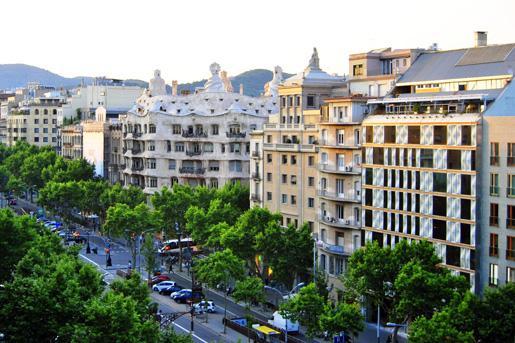Недвижимость в испании барселона