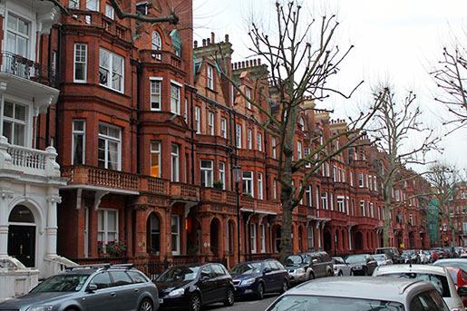 Ожидается падение цен на лондонскую недвижимость