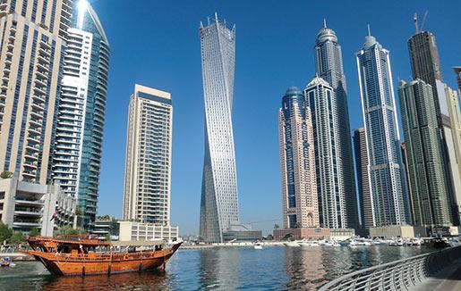 В ОАЭ снизились цены на жилые постройки