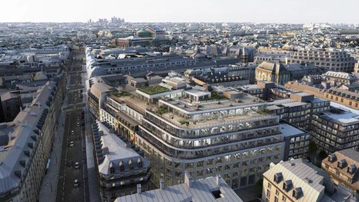 Commerz Real продает два офисных актива во Франции