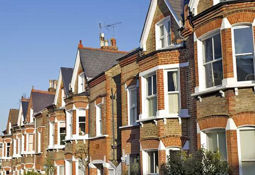 В Великобритании растут цены на жилье