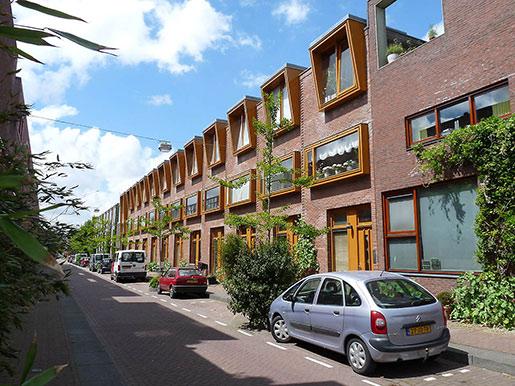 Собственное жилье приносит голландцам доход