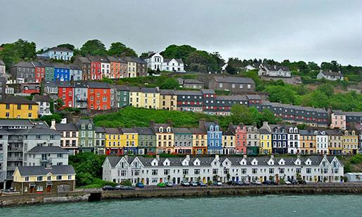 В Ирландии изменились цены на жилые постройки