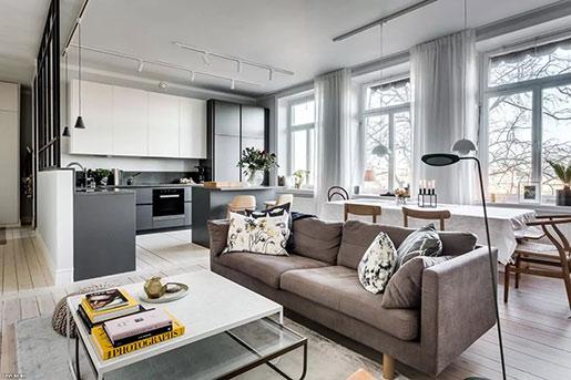 В Швеции снизились цены на жилье