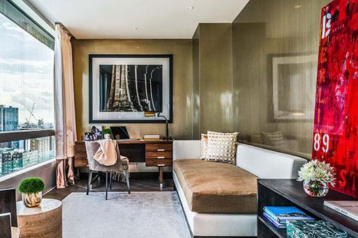В Лондоне вырос спрос на роскошные жилые постройки