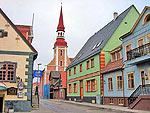 Памятник Воли в Эстонии утратил часть пустой облицовки