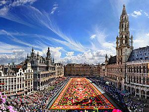 Брюссель: не проходите мимо