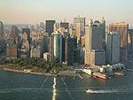 Стоимость зданий на Манхэттене в 5 раз выше средней расценки на жилище