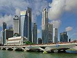 Китайские клиенты содействуют росту цен на недвижимость Сингапура