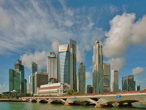Малайзийские строители инвестируют в Сингапур