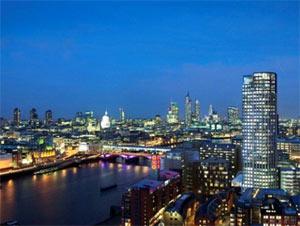Стоимость жилища в Лондоне может добиться £2,000 за кв. метр