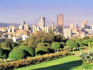 Города африканских состоятельных людей