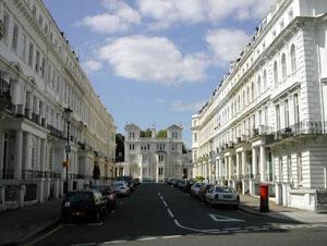 Спрос на аренду жилища в престижных участках Лондона повышается