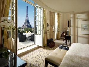 Реализации престижной недвижимости во Франции развиваются назло финансовой непостоянности