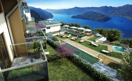 Купить квартиру на озере гарда в италии