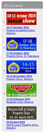 Russian Overseas Property Market - End of Spring 2014 Season Report
