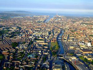 Недвижимость в Дублине вновь притягивает иностранных трейдеров
