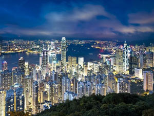 Hong Kong has the most expensive prime property in the world