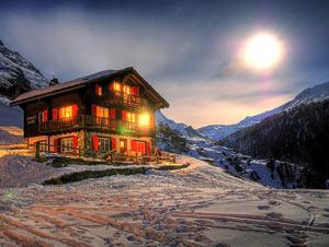 Weak Euro Boosts Investment in Luxury Alpine Resorts